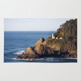 Hecenta Head Lighthouse Rug
