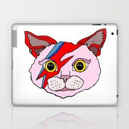 Heroes Cat Head Laptop & iPad Skin