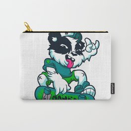 Skater panda Carry-All Pouch
