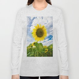 Heart of Tuscany Long Sleeve T-shirt