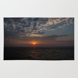 Sunrise on Fripp Island 2 Rug