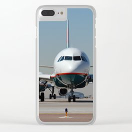 Airliner Clear iPhone Case