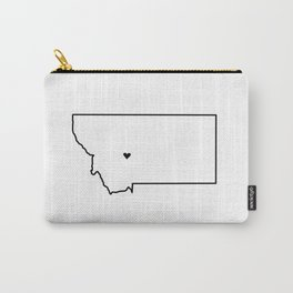Helena, MT Carry-All Pouch