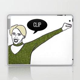 Clip Laptop & iPad Skin