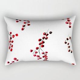 Cranberries-autumn pattern Rectangular Pillow