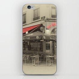 Au Brasseur iPhone Skin