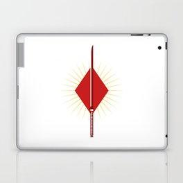Ace of Diamonds - Masamune blade Laptop & iPad Skin
