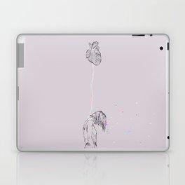 Heart me, no matter what. Laptop & iPad Skin