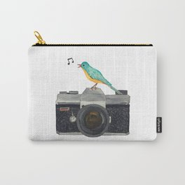 Watch the birdie Carry-All Pouch