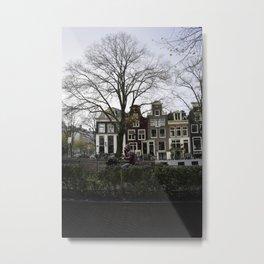 Amsterdam Bicycle Club Metal Print