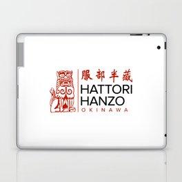 Hattori Hanzo Laptop & iPad Skin