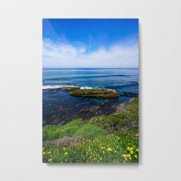 California Coast pt.2 Metal Print