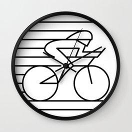 Roadie Bike Wall Clock