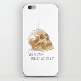Hannibal Chapter 95 iPhone Skin