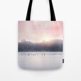 Sunset v6 Tote Bag