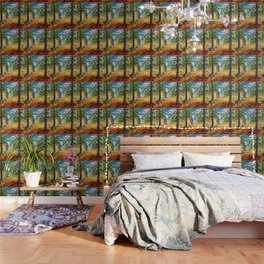 Woodland Beauty Wallpaper