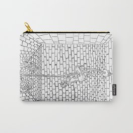 Climbing up Carry-All Pouch