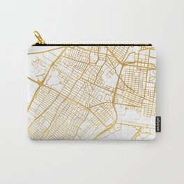 JERSEY CITY NEW JERSEY STREET MAP ART Carry-All Pouch