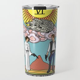The Lovers - Tarot Card Travel Mug