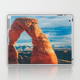 Delicate Arch Laptop & iPad Skin