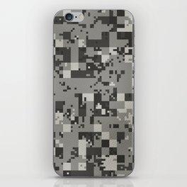 Digital Camo Urban iPhone Skin
