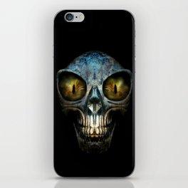 ALIEN NIGHTMARE iPhone Skin