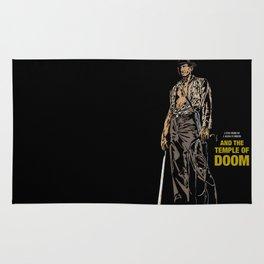 Indiana Jones: And the Temple of Doom Rug