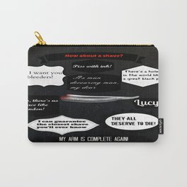 Sweeney Todd quotes, Carry-All Pouch