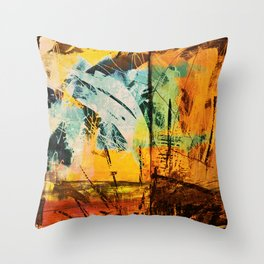 Ribeirinhos Throw Pillow