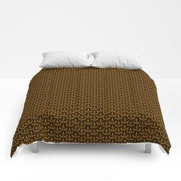 Golden Scales Comforters