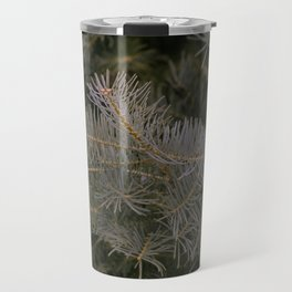 The winter touch Travel Mug