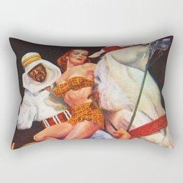 Captured! Rectangular Pillow