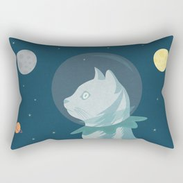 Dreaming about Space Rectangular Pillow