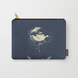 MOON CLIMBING Carry-All Pouch