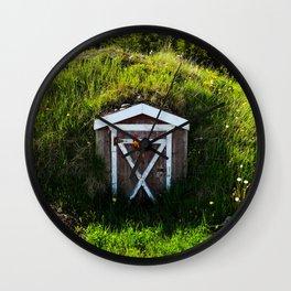 Root Cellar Wall Clock