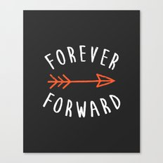 Forever Forward Canvas Print