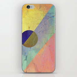 Hipster Solar Flare iPhone Skin