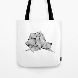 Structure (XYZ) Tote Bag