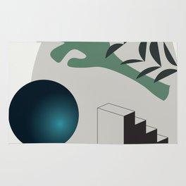 Shape study #7 - Synthesis Collection Rug