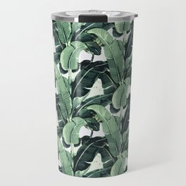 Tropical Banana Leaf Travel Mug