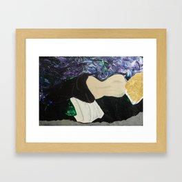 The Amazing Beauty of Sleep Framed Art Print
