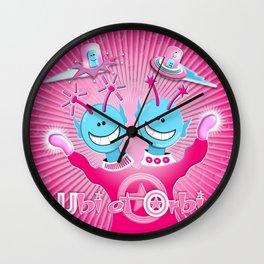 Ubi et Orbi 2 Wall Clock