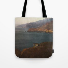 Lookout Spot Tote Bag
