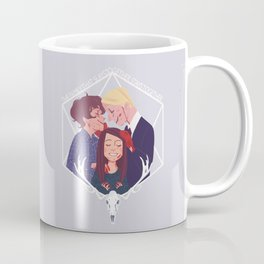 slay together, stay together. Coffee Mug
