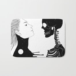 Lost in Existence (Wherever You Are) Bath Mat