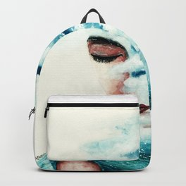 clouded thoughts Backpack