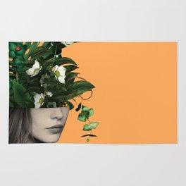 Lady Flowers Vlll Rug