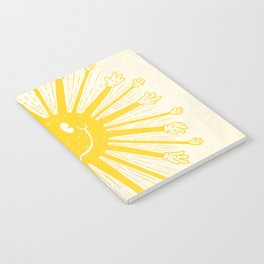 Heat Wave Notebook