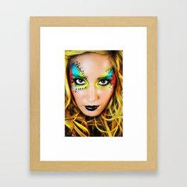 SASS Framed Art Print