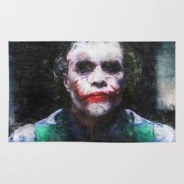 The Joker - The Clown Prince Of Gotham Rug